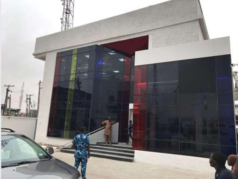 Access Bank Luth Remodelling